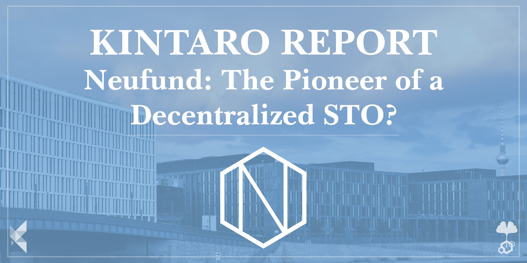 Neufund Report: The Pioneer of a Decentralized STO?