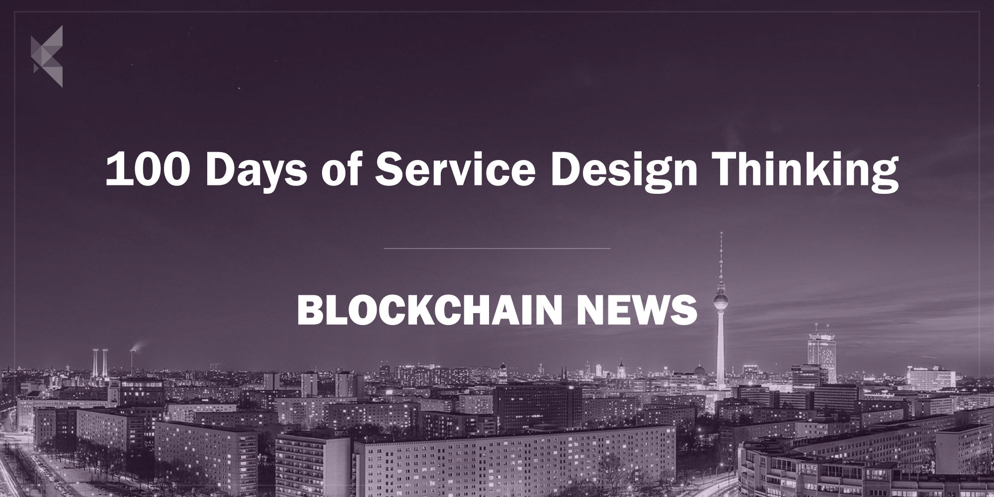 Service Design for Blockchain