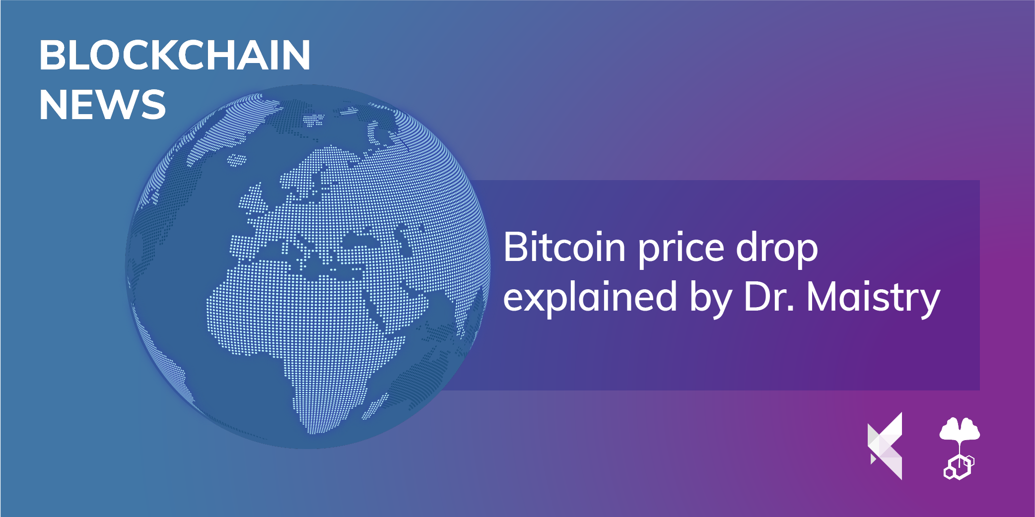 Bitcoin price drop explained